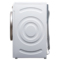 西门子  XQG70-WM10N0600W 7公斤 变频 滚筒洗衣机 静音 防过敏程序 一键自清洁(白色)产品图片4