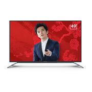 微鲸 W49F 49英寸李健纪念款 全高清智能网络平板电视机(灰色)