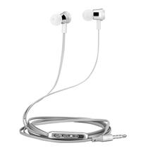 机乐堂(JOYROOM) JR-ET505 金属入耳式重低音手机耳机 线控带麦 立体声音乐 手机平板通用 银色产品图片主图