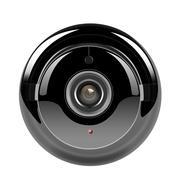 乔安(JOOAN) JA-Q5 全景鱼眼摄像头 VR百万高清 网络智能监控 无线wifi插卡 高清红外夜视手机监控