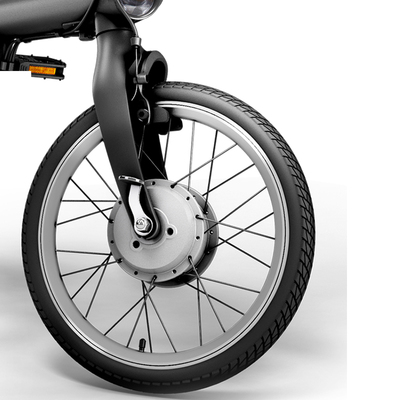 小米 自行车电动车智能电助力矩传感折叠自行车电动自行车产品图片3