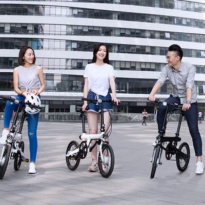 小米 自行车电动车智能电助力矩传感折叠自行车电动自行车产品图片5