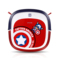 科沃斯 纤薄地宝Q版美国队长全自动App操控扫地机器人家用吸尘器智能拖地机产品图片1