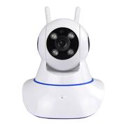 乔安(JOOAN) C8 无线网络监控摄像头 百万高清红外夜视 云台智能联动报警器 WIFI 手机远程 摄像机+门磁