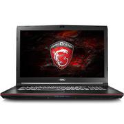 微星 GP72VR 7RF-297CN 17.3英寸游戏笔记本电脑(i7-7700HQ 16G 1T+128GSSD GTX1060 WIN10 背光)黑