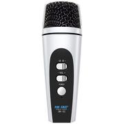 先科 OK-33 麦克风 手机麦克风 电容麦克风 YY K歌手机麦克风苹果 小米 安卓电脑话筒 手机电容麦白色
