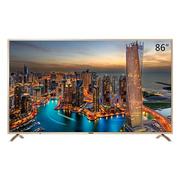 海尔 LS86A31 86英寸 4K安卓智能网络窄边框UHD高清LED液晶电视(金色)