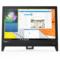 联想  AIO 310 19.5英寸一体机台式电脑( E2-9000 4G 500G 集显 无线网卡 蓝牙 Win10)黑色产品图片2