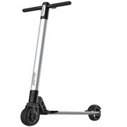 乐视 智能电动滑板车 成人折叠轻电动车 便捷城市代步电动车 锂电池 平衡车 自行车 铝车 银色