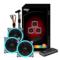爱国者 月光宝盒A3 手机APP控制智能版 机箱风扇*3(远程电脑开关机/256色灯光模式/风扇调速)产品图片3