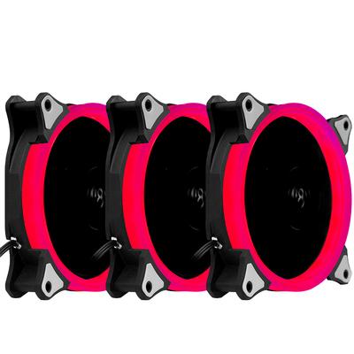 爱国者 月光宝盒A3 手机APP控制智能版 机箱风扇*3(远程电脑开关机/256色灯光模式/风扇调速)产品图片5