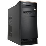 清华同方 精锐X850-BI07 台式办公电脑主机(七代i5-7400 4G DDR4 1T 2G独显 前置4*USB win10)