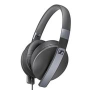 森海塞尔  HD 4.20S 封闭包耳式立体声线控可折叠耳机 黑色