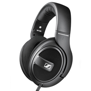 森海塞尔 HD 569 封闭包耳式线控通话耳机  黑色