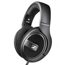 森海塞尔 HD 569 封闭包耳式线控通话耳机  黑色产品图片主图