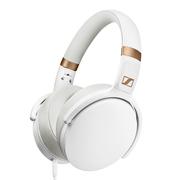 森海塞尔 HD 4.30G 线控可折叠封闭式 线控可通话耳机白色