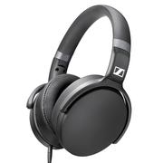 森海塞尔 HD 4.30G 线控可折叠封闭式 线控可通话耳机黑色