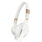 森海塞尔 HD 2.30G 封闭贴耳式 便携头戴耳机 白色