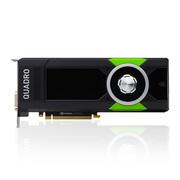 丽台 Quadro P5000 16GB/GDDR5X/256-bit/288GBps/CUDA核心2560 Pascal GPU架构/VRREADY专业显卡