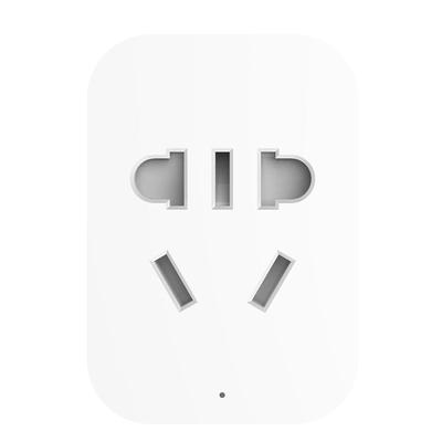 米家 智能插座 (ZigBee版) 小米智能家居套装 实际功率检测 电量统计 过载保护 定时开关产品图片1