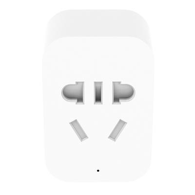 米家 智能插座 (ZigBee版) 小米智能家居套装 实际功率检测 电量统计 过载保护 定时开关产品图片2