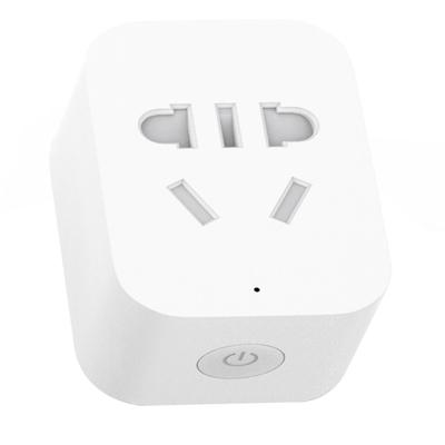 米家 智能插座 (ZigBee版) 小米智能家居套装 实际功率检测 电量统计 过载保护 定时开关产品图片3