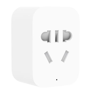 米家 智能插座 (ZigBee版) 小米智能家居套装 实际功率检测 电量统计 过载保护 定时开关产品图片4