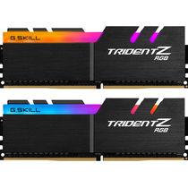 芝奇  Trident Z RGB系列 幻光戟 DDR4 2400频率 16G (8G×2)套装 台式机内存(RGB灯)产品图片主图