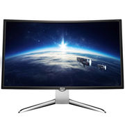 明基 EX3200R 31.5英寸 144HZ刷新 1800R曲面 Free-sync技术 电脑液晶显示器显示屏