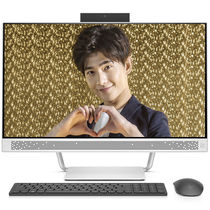 惠普 畅游人Pavilion 24-a225cn 23.8英寸纤薄一体机(i5-7400T 8G 128GSSD+1T 2G独显 IPS FHD Win10)产品图片主图