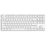 Ikbc 全新G87 双系统PBT键帽 机械键盘 原厂Cherry轴 白色 茶轴