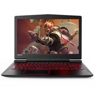 联想 拯救者R720 15.6英寸游戏笔记本(i5-7300HQ 8G 1T+128G SSD GTX1050Ti 2G IPS 黑)产品图片1