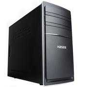 神舟 新瑞K80-KL5 D1 台式游戏电脑主机(i5-7400 8G DDR4 1T HDD GT730 2G显存 键鼠 win7)