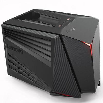 联想 拯救者Y720游戏台式电脑主机(i7-7700 8G 1T+128G SSD GTX1070 8G DDR5独显 WiFi Win10)产品图片4
