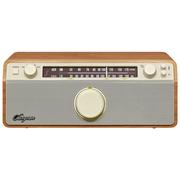 山进 WR-12 经典台式音箱 二波段收音机