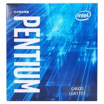 英特尔 奔腾双核G4600 盒装CPU处理器产品图片主图