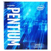 英特尔 奔腾双核G4560 盒装CPU处理器