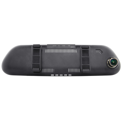 凌度 HS980C 后视镜行车记录仪 7.0英寸大屏 前后双录 倒车影像产品图片5