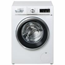西门子  WMH6W6600W 9公斤 变频 滚筒洗衣机 静音 LED触摸键 自动添加 家居互联(白色)产品图片主图