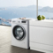 西门子  WMH6W6600W 9公斤 变频 滚筒洗衣机 静音 LED触摸键 自动添加 家居互联(白色)产品图片3