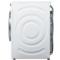 西门子  WMH6W6600W 9公斤 变频 滚筒洗衣机 静音 LED触摸键 自动添加 家居互联(白色)产品图片4