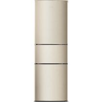 容声  BCD-217D11N 217升 三门冰箱 家用节能 变温软冷冻 卧室级静音 新二级能效 (璀璨金)产品图片主图