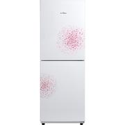 美的  BCD-169CM(E) 169升 家用双门冰箱 日耗电0.46度 HIPS环保内胆 时尚外观
