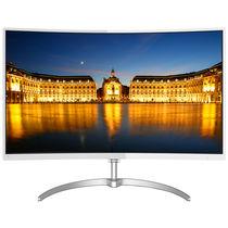 飞利浦 278E8QDSW 27英寸曲面 VA面板 预置HDMI接口 优雅纤薄 不闪屏显示器产品图片主图