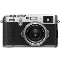 富士 X100F 数码旁轴相机 银色 23mmF2定焦镜头 2430万像素 混合取景器 复古  WIFI USB充电产品图片主图