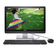 戴尔 Inspiron 22 3263-R5428B灵越21.5英寸一体机电脑 (i3-6100U 4G 1T 2G独显 Win10 黑)