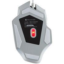 惠普 G200幻彩有线背光发光电竞专业游戏鼠标 白色版产品图片主图
