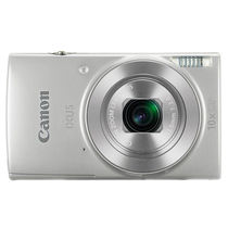 佳能 IXUS 190 数码相机 (2000万像素 10倍光学变焦 24mm超广角 支持Wi-Fi和NFC)银色产品图片主图