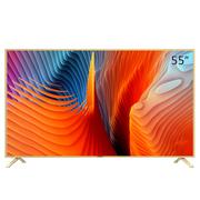 熊猫 55F1 55英寸 4K超清超薄智能电视(土豪金)