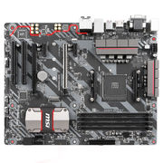 微星 B350 TOMAHAWK主板(AMD B350/Socket AM4)